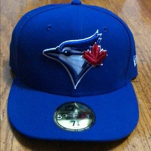 Brand new authentic Toronto Bluejays new era hat